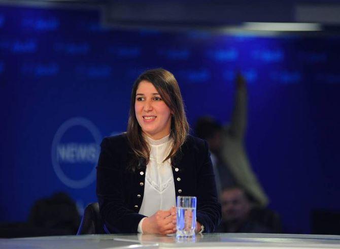 الصحافية الجزائرية ناهد زرواطي