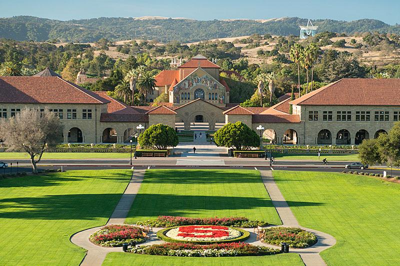 جامعة ستانفورد - كاليفورنيا
