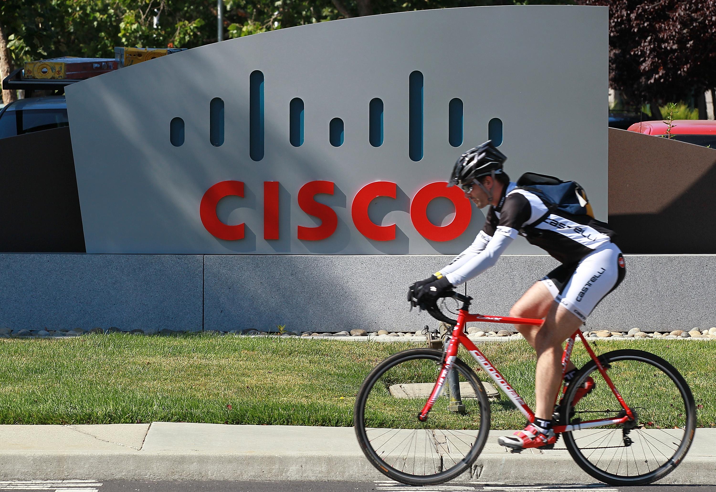 مقر شركة سيسكو بولاية كاليفورنيا