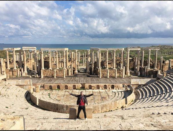 في ليبيا