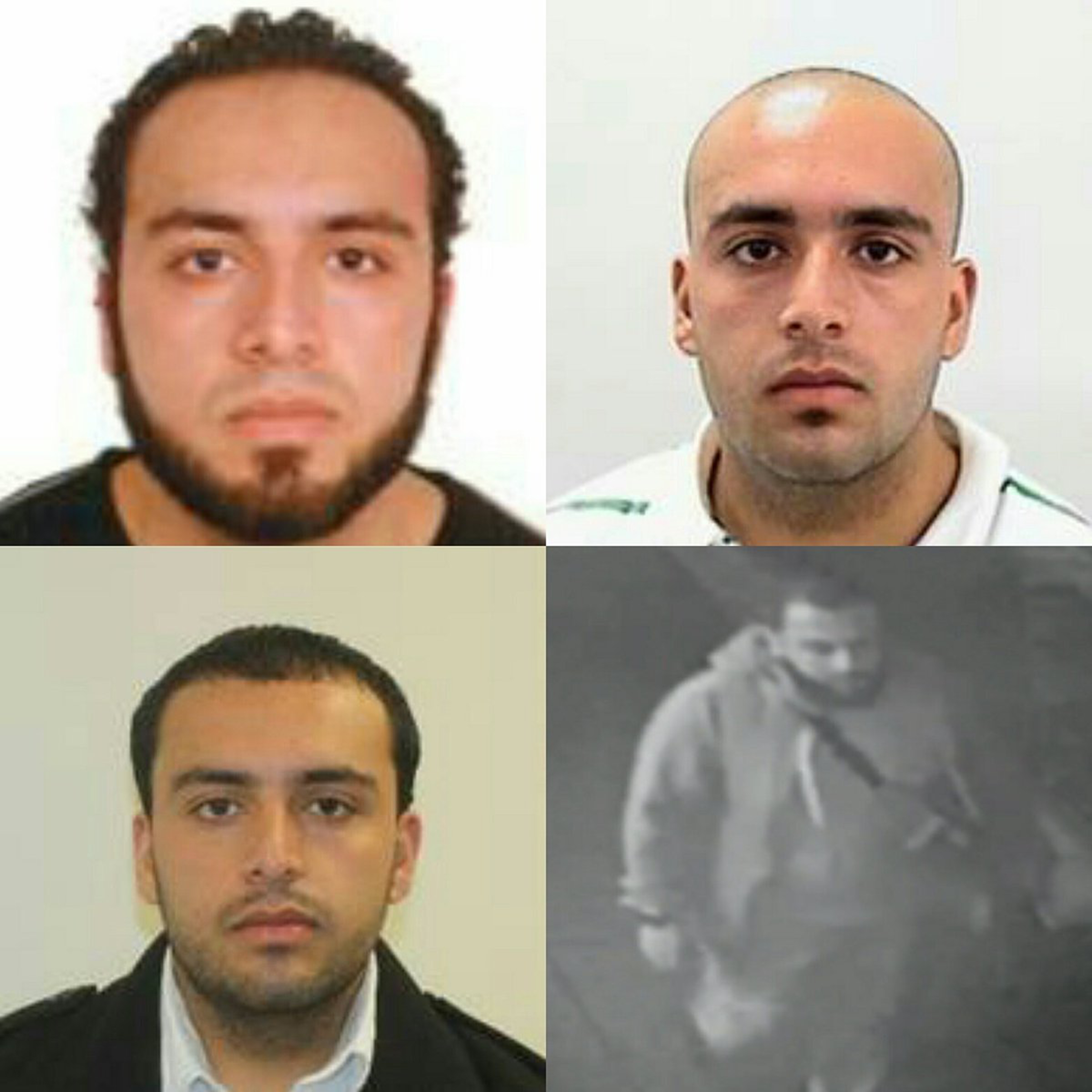 صورة للمشتبه فيه أحمد رحمي نشرها مكتب التحقيقات الفدرالي