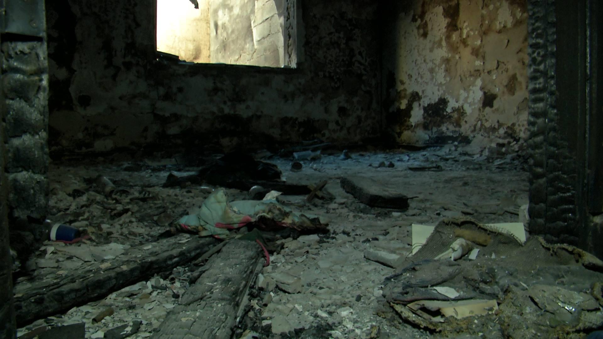 أحد الأمكنة التي تم حرق النساء فيها بحسب زرواطي