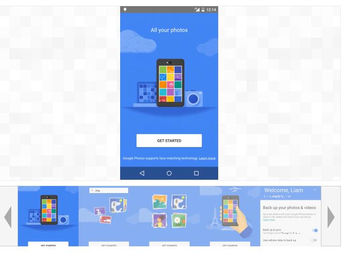 تطبيق جديد من غوغل يسمح بتصنيف الصور