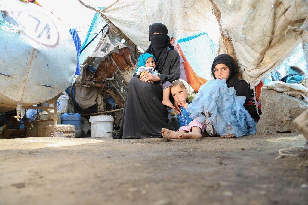 تعيش الأسر اليمنية على أقل من دولارين في اليوم الواحد