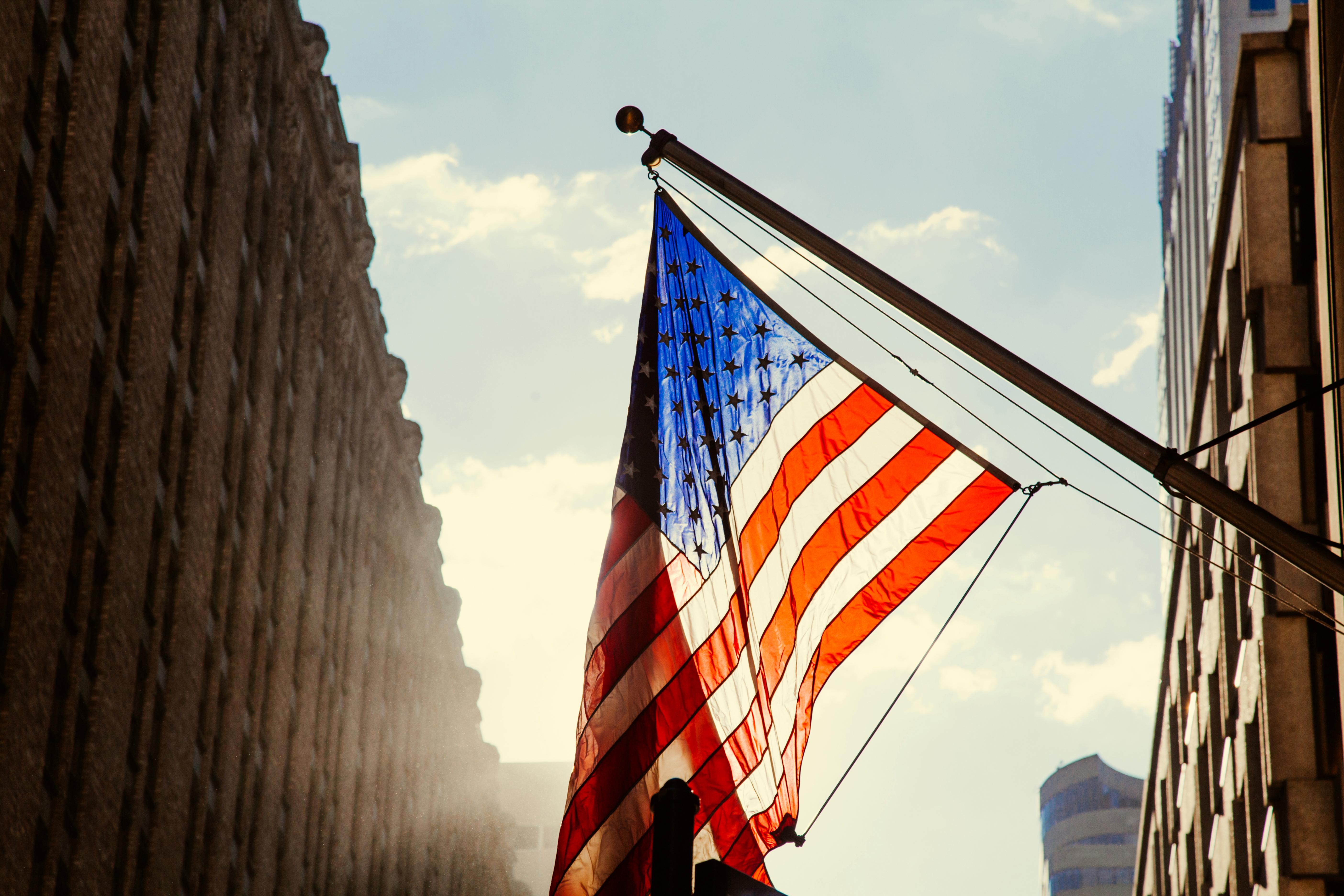 علم الولايات المتحدة الأميركية