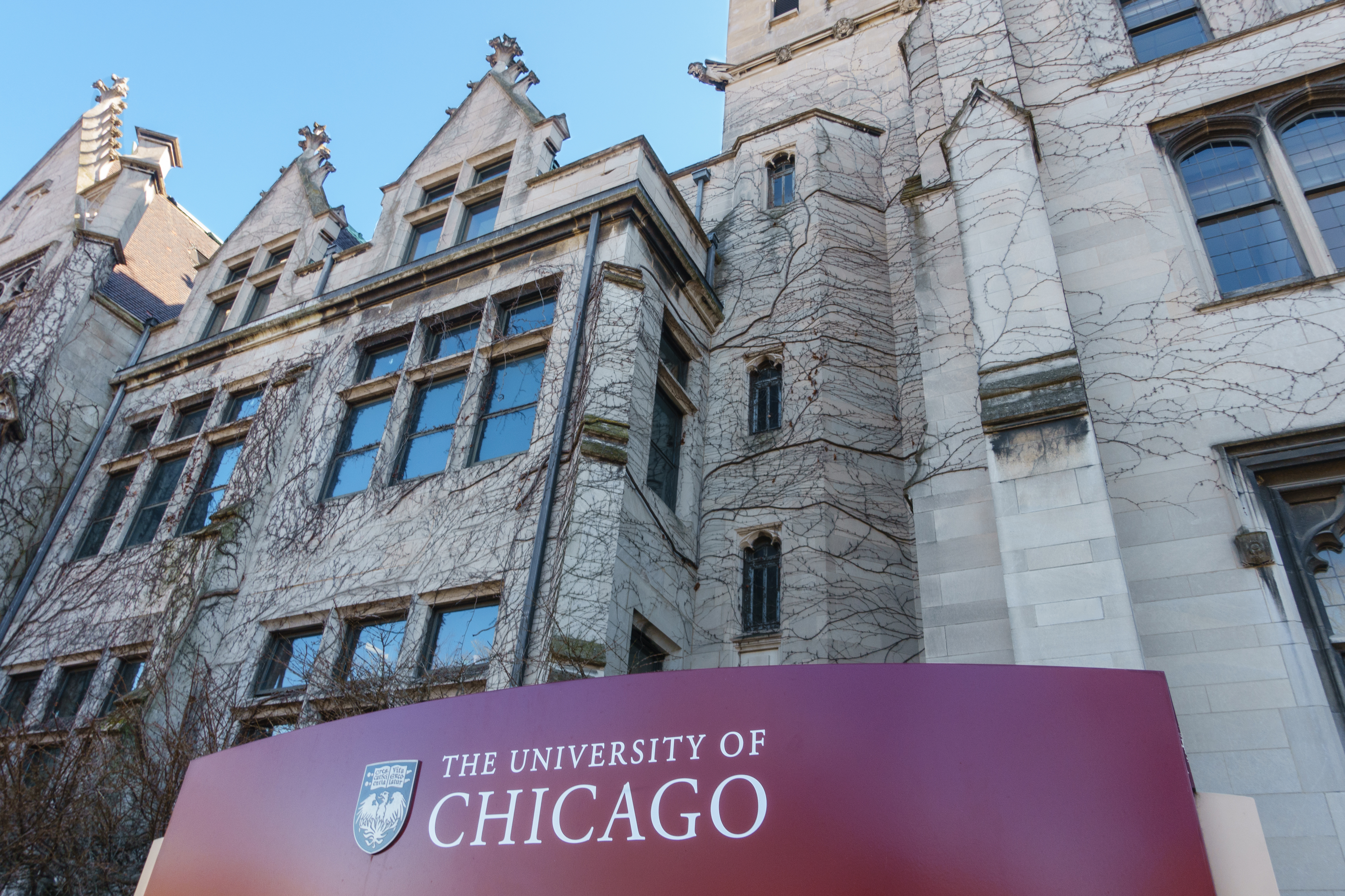 جامعة شيكاغو الأميركية