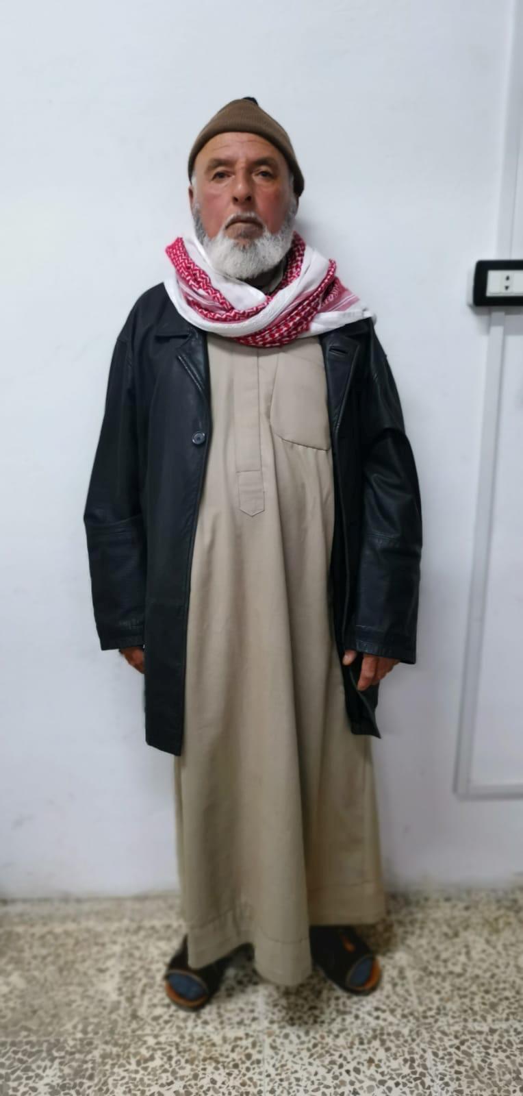 صورة يعتقد أنها لزوج رسمية عواد شقيقة أبو بكر البغدادي