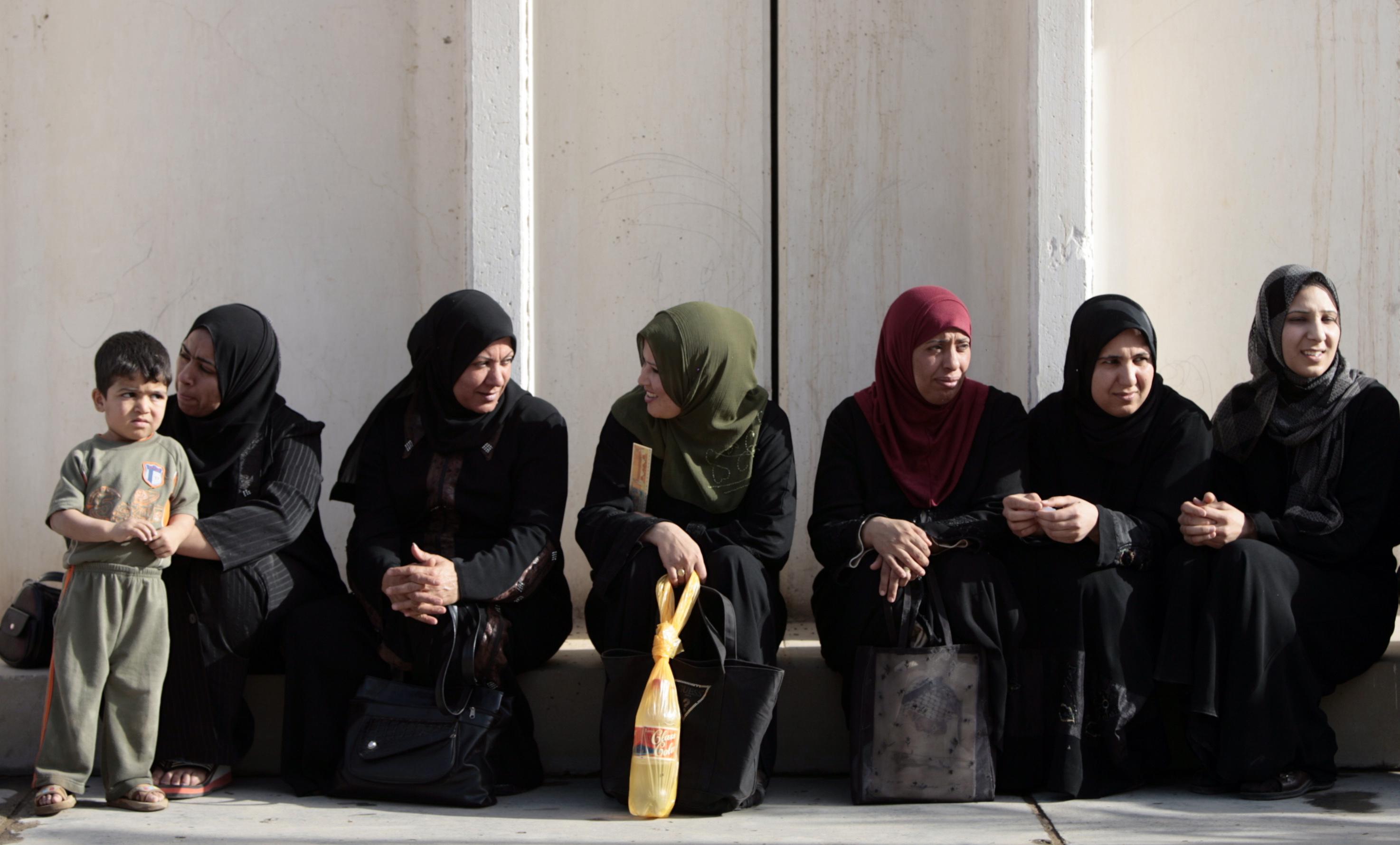 سيدات عراقيات في بغداد، أرشيف