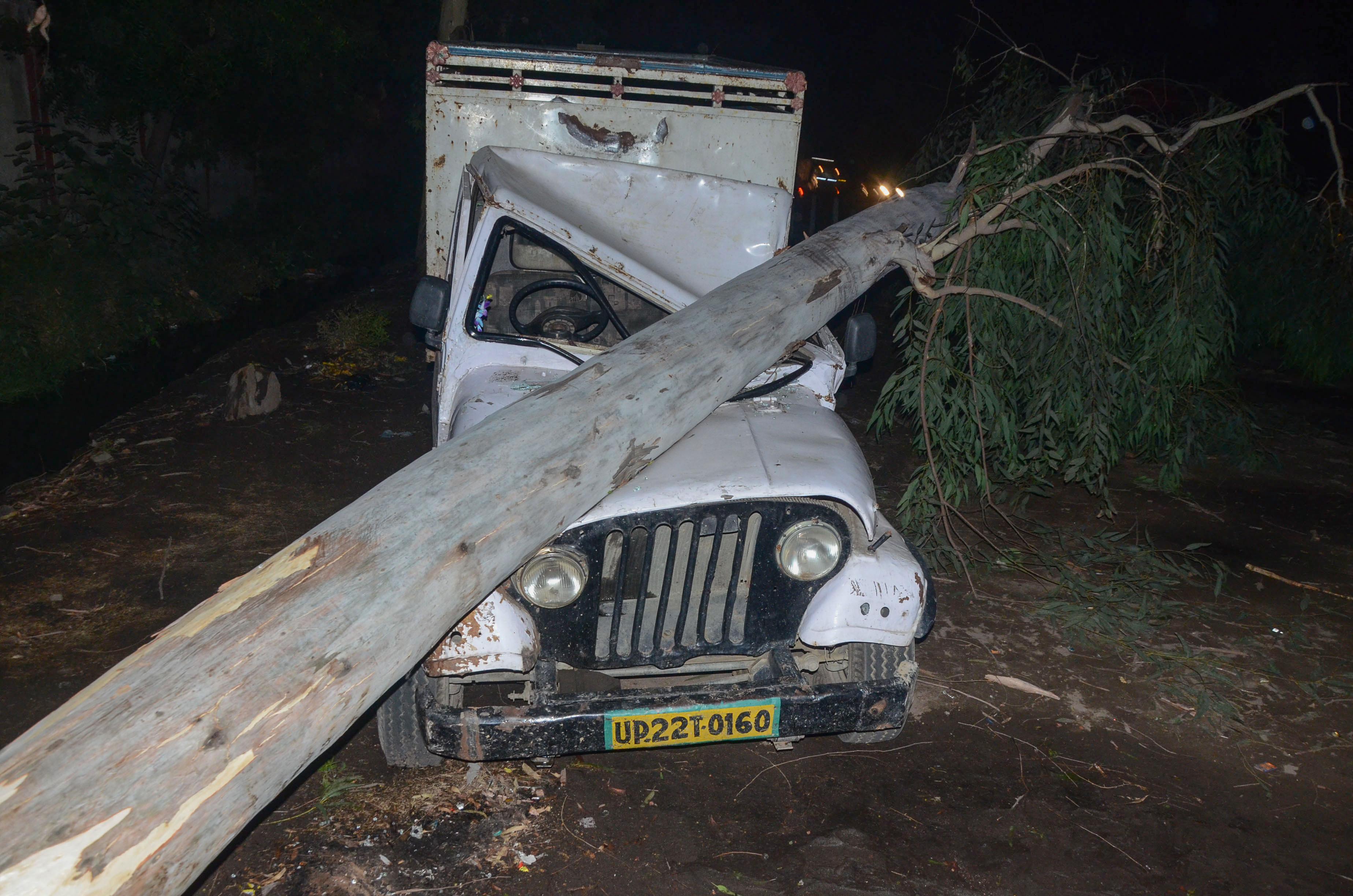 أحد الحوادث في أوتار براديش