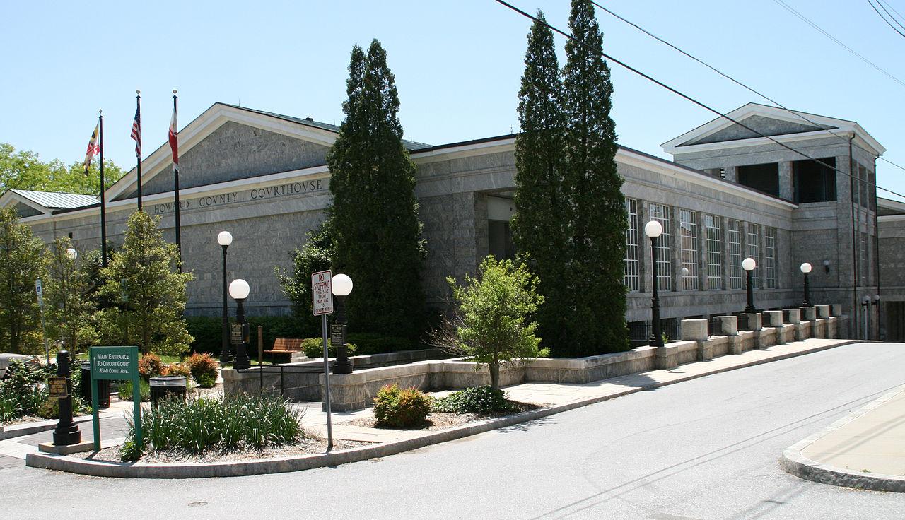 محكمة في مقاطعة هوارد