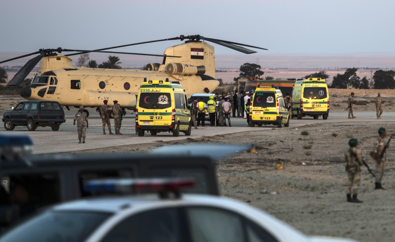 نقل جثث ضحايا الطائرة الروسية