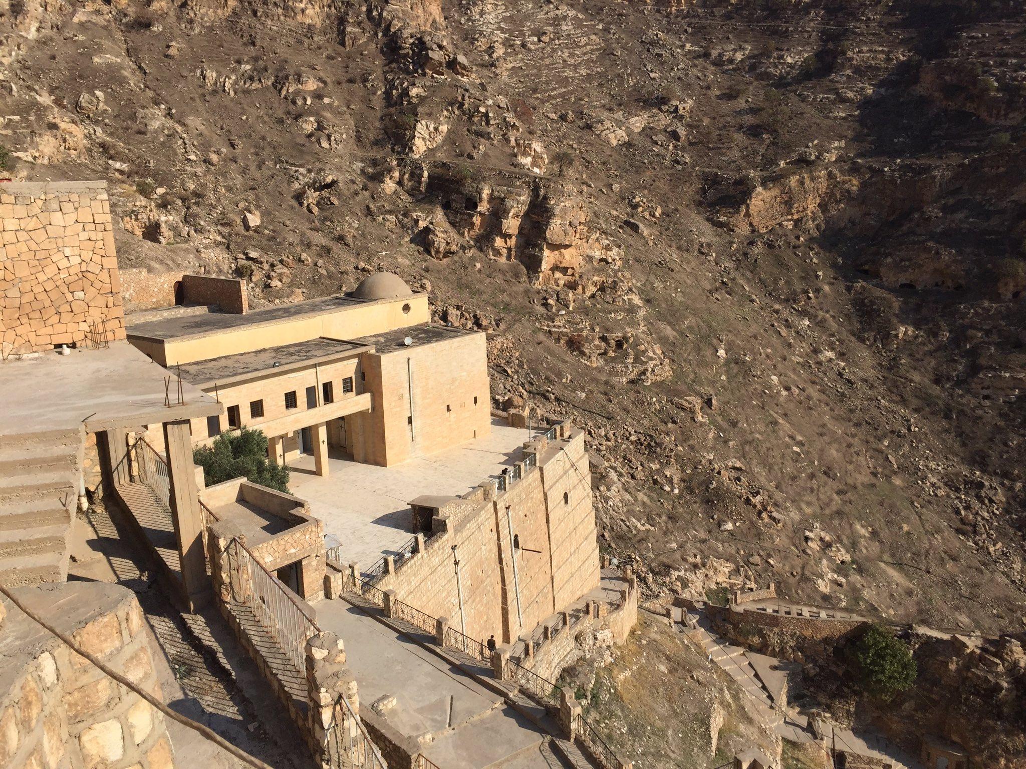 دير مار موسى الحبشي.. مقصد للصلاة وإشراقة على التاريخ – S A N A