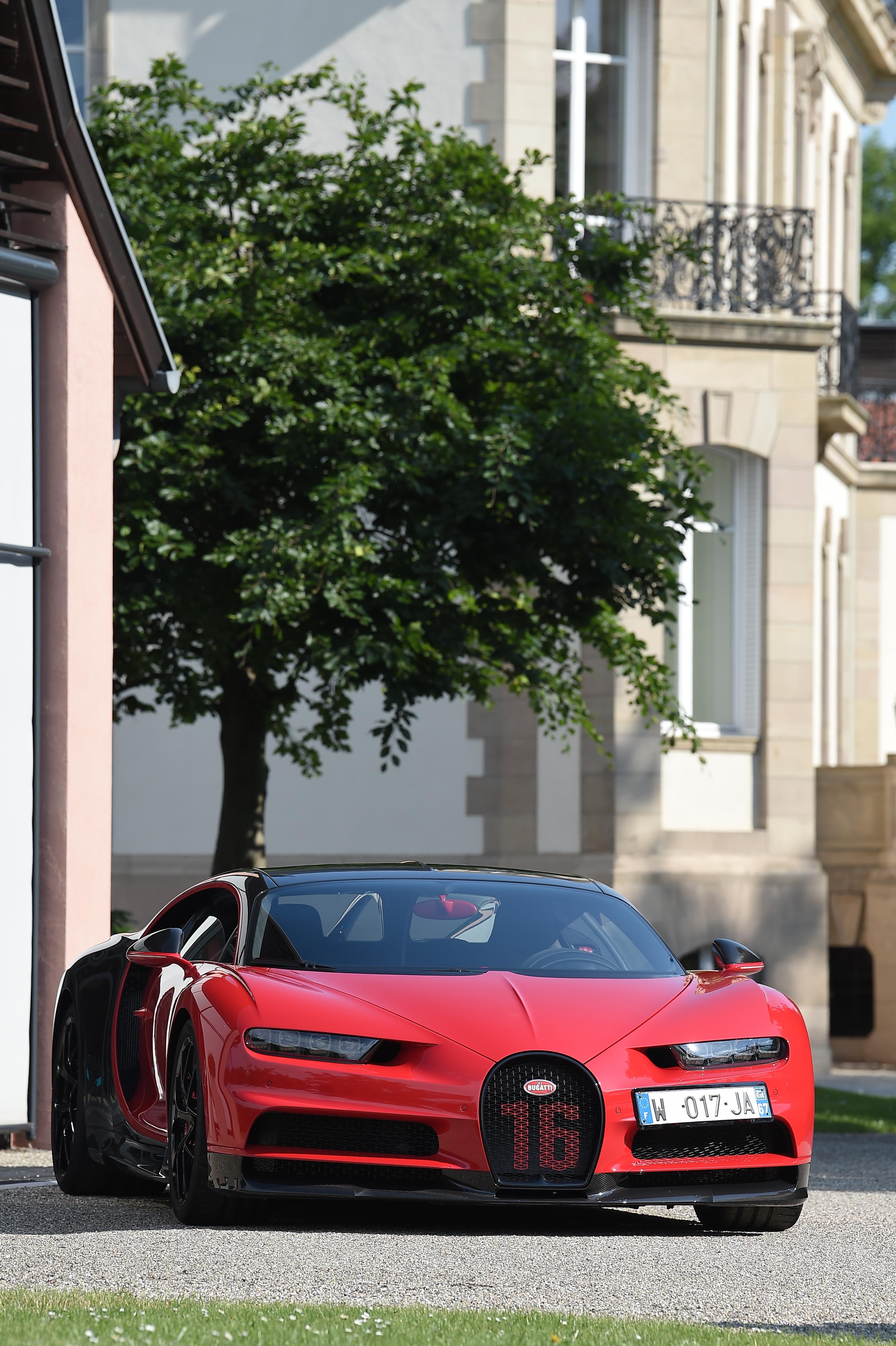 بوغاتي ماركة السيارات الأغلى في العالم