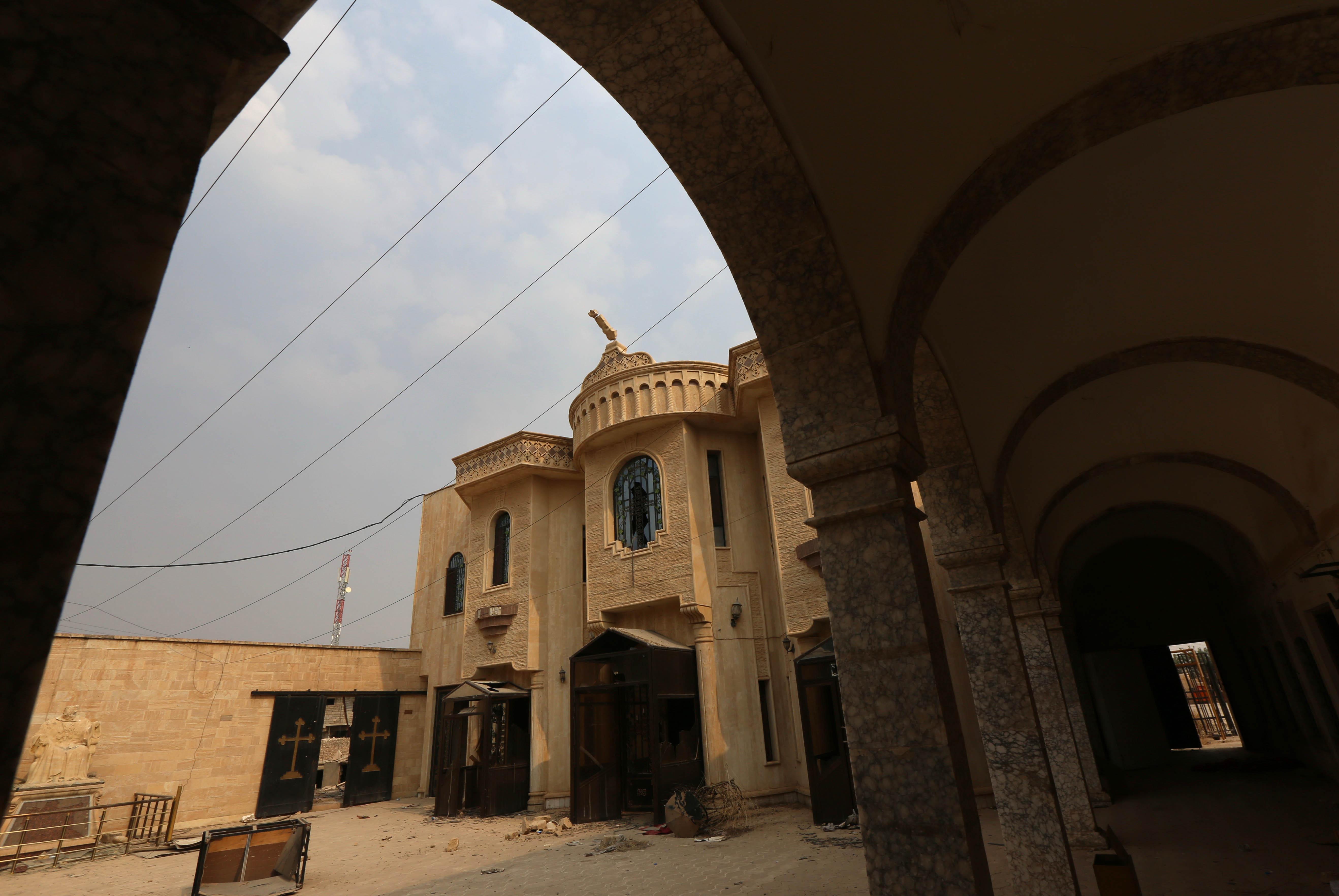 كنيسة في برطلة