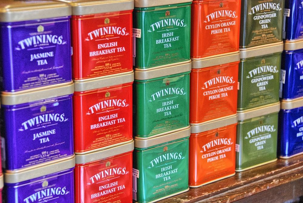 شاي تواينينغ