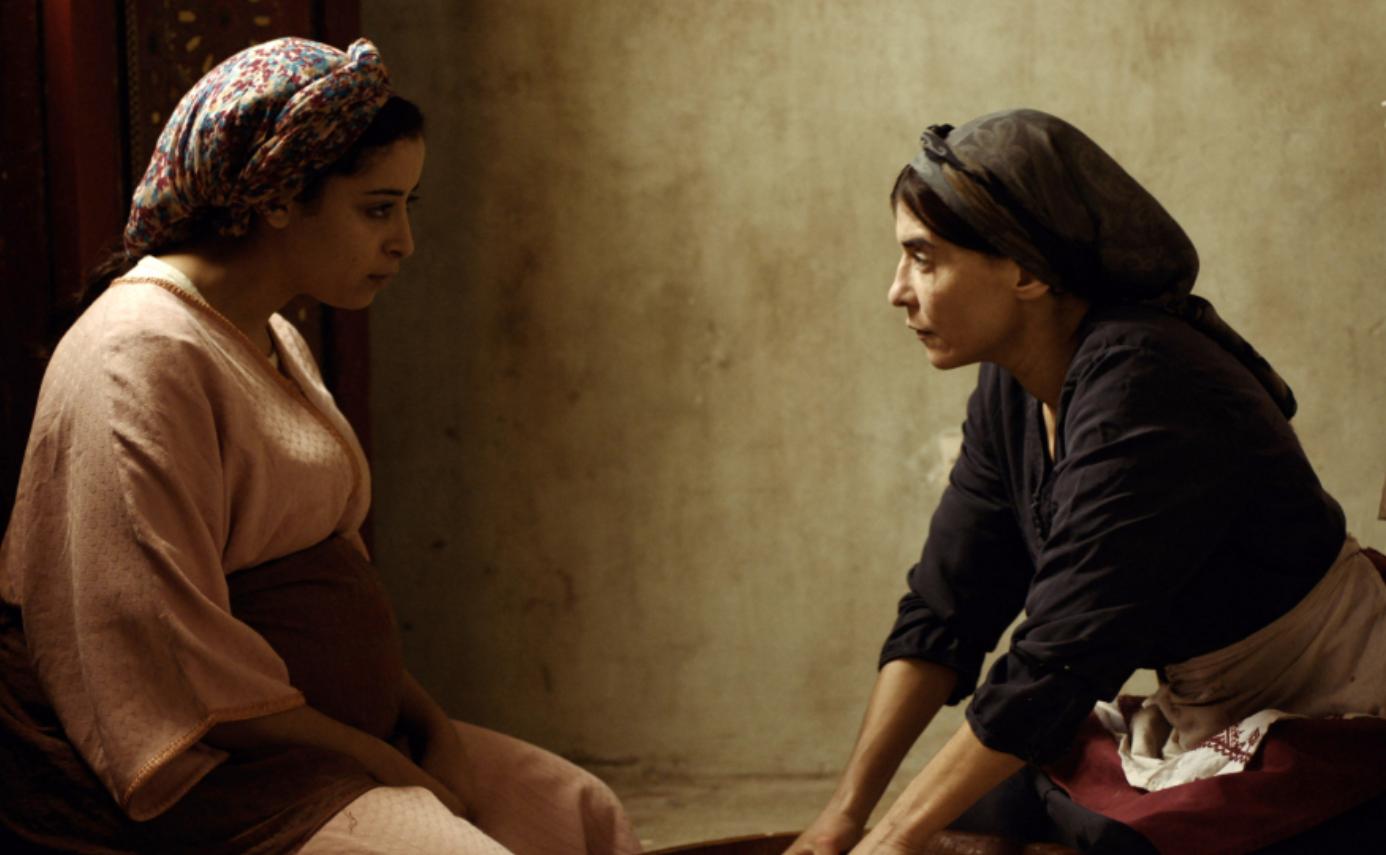 """لقطة من الفلم المغربي """"""""آدم"""