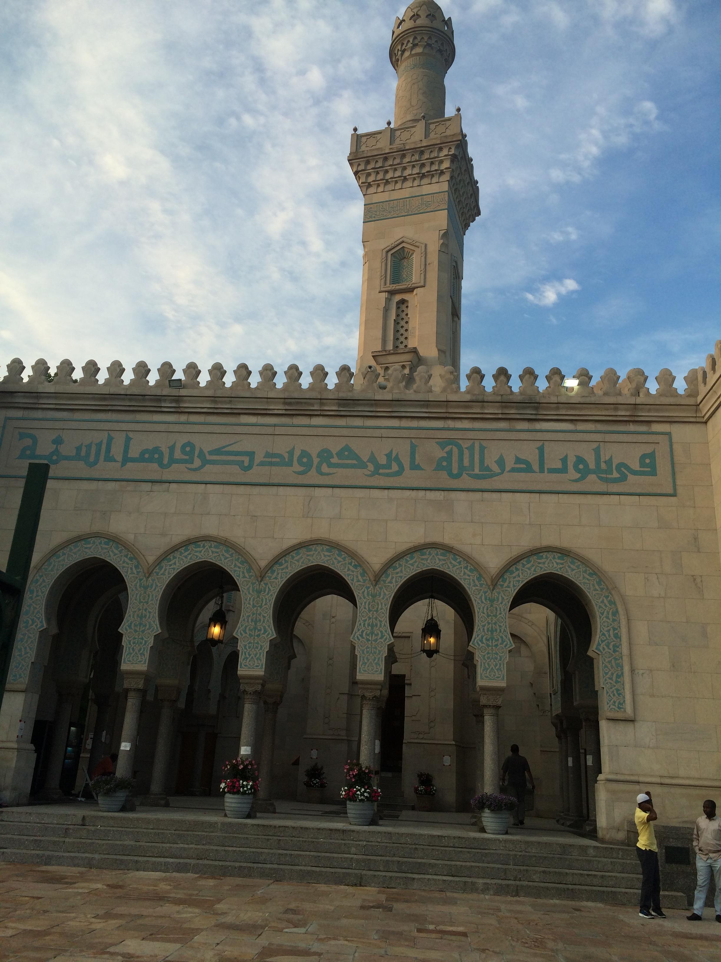 قبة المسجد
