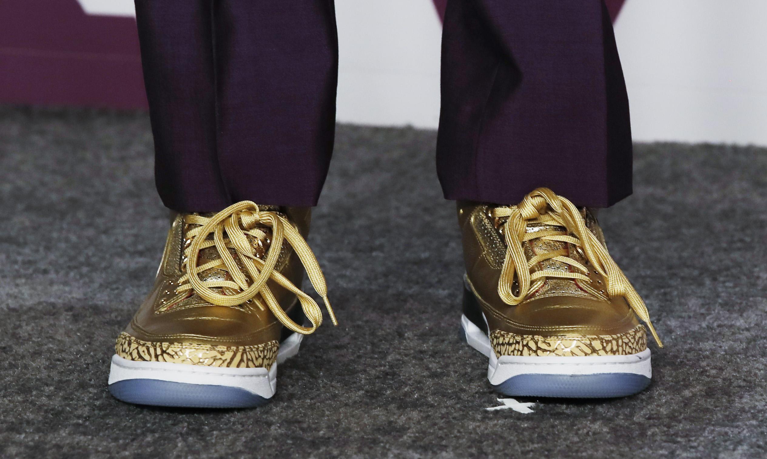"""الحذاء الذهبي لسبايك لي، الفائز جائزة الأوسكار لأفضل كتابة عن فيلم """"BlackKklansman"""""""