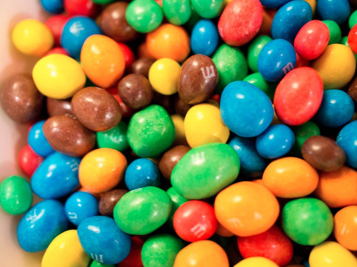 حلوى أم أند أم
