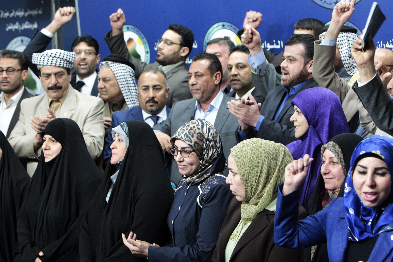 نواب من البرلمان العراقي