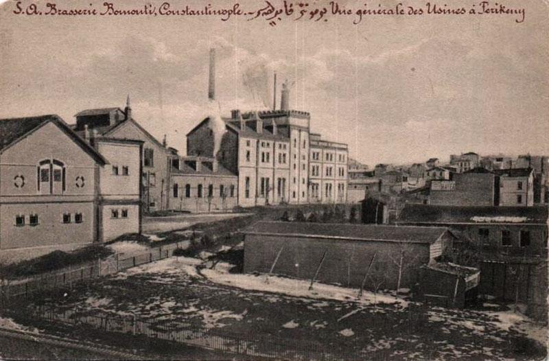 """مصنع """"جعة"""" تاريخي باسطنبول مهدد بالهدم"""