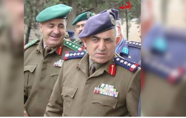 الجنرال السوري الملاحق دوليا جميل حسن