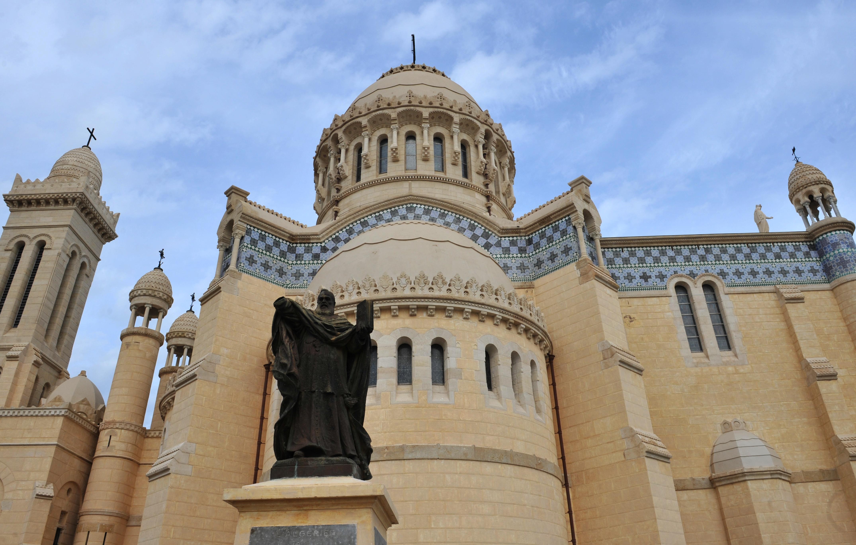 كنيسة السيدة الإفريقية في الجزائر العاصمة
