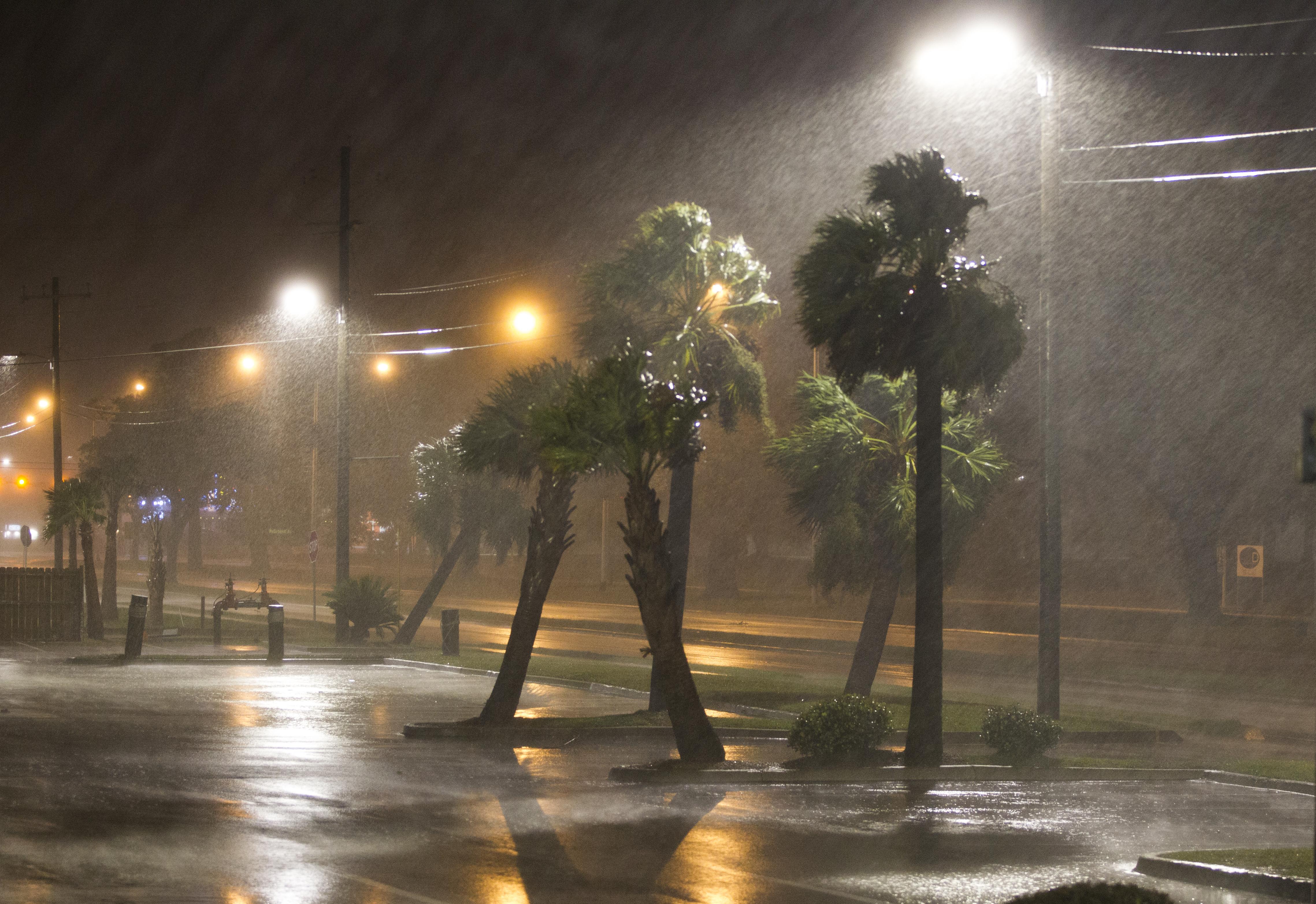 الأمطار والرياح القوية عصفت بولاية مسيسيبي يومي السبت والأحد