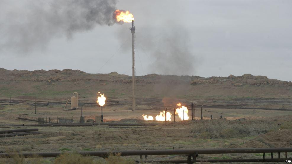 أحد حقول النفط في شمال العراق