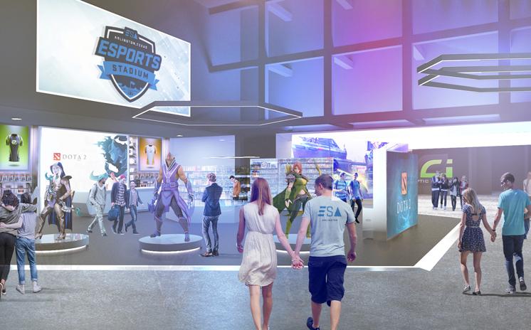 الملعب سيعزز نقاط الجذب السياحي في آرلينغتون