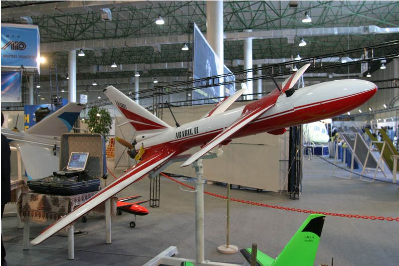 طائرة أبابيل بدون طيار الإيرانية