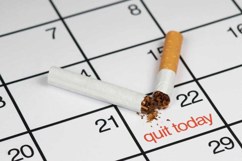 ضع خطة للتعامل مع أعراض ترك التدخين التي تتضمن الاكتئاب والتوتر وصعوبات في النوم وسرعة الغضب وصعوبات في التركيز وزيادة الوزن
