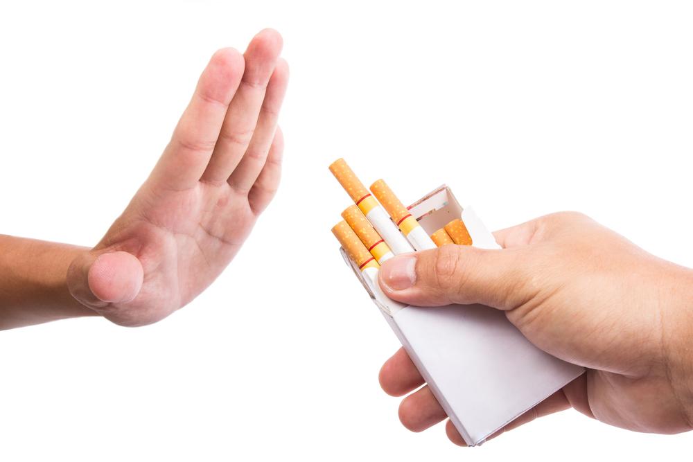 أخبر عائلتك وأصدقاءك أنك نويت الإقلاع عن التدخين، اطلب منهم أن يدعموك