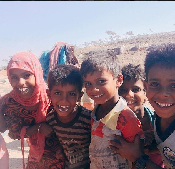 في اليمن