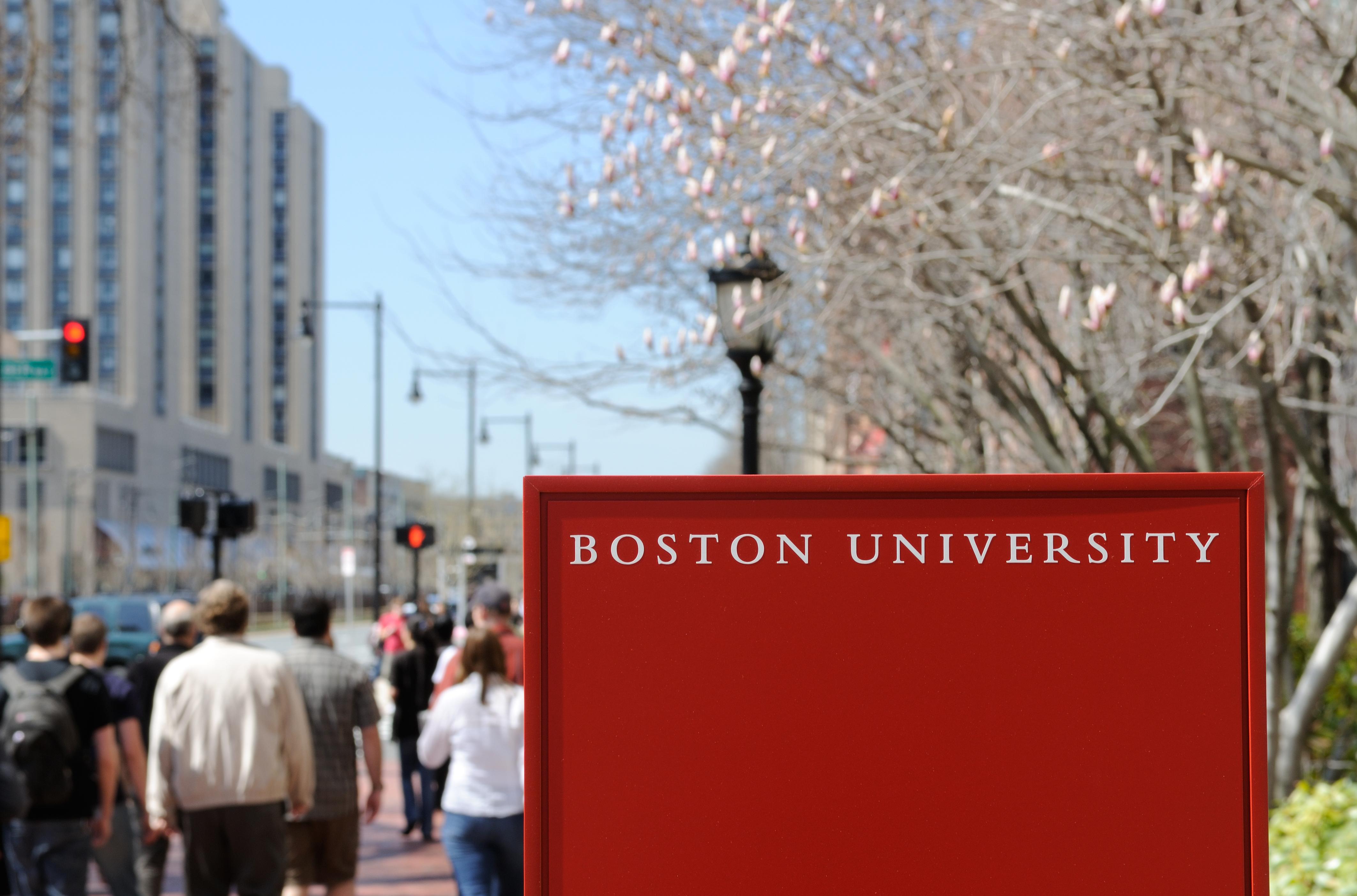 جامعة بوسطن