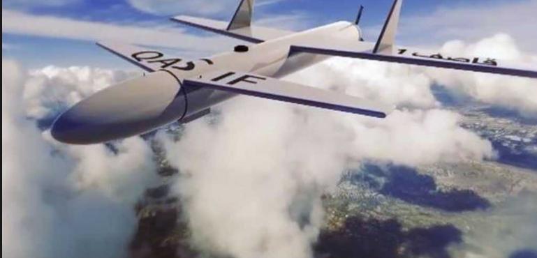 طائرة قاصف 2k التي استخدمها الحوثيون ضد السعودية