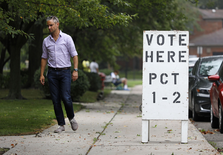 الانتخابات التمهيدية في ميشيغن تجري الثلاثاء