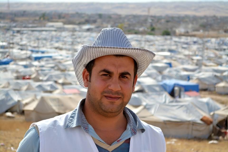 اللاجئ السوري شهاب ( أطباء بلاحدود)