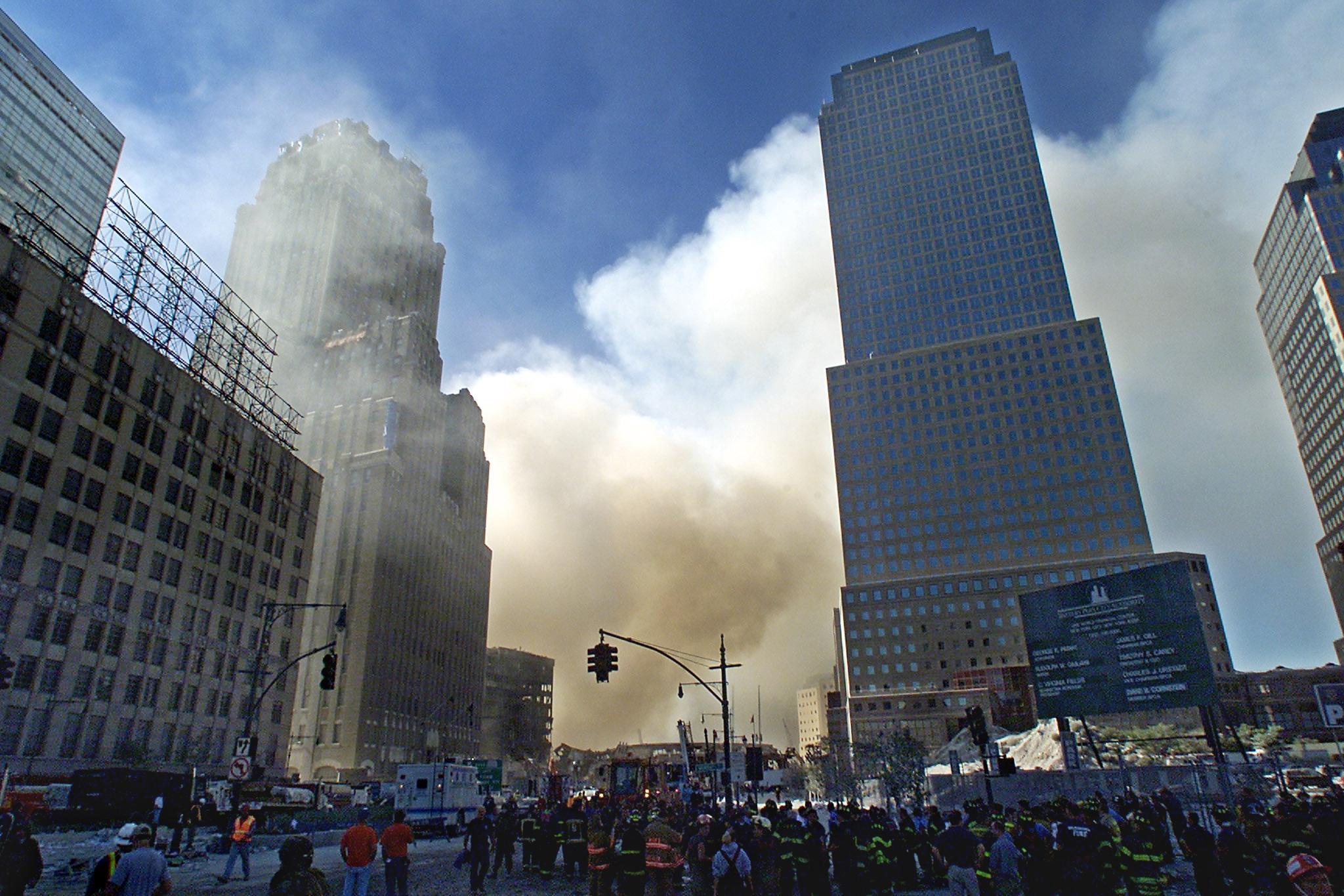 يوم بعد الهجمات