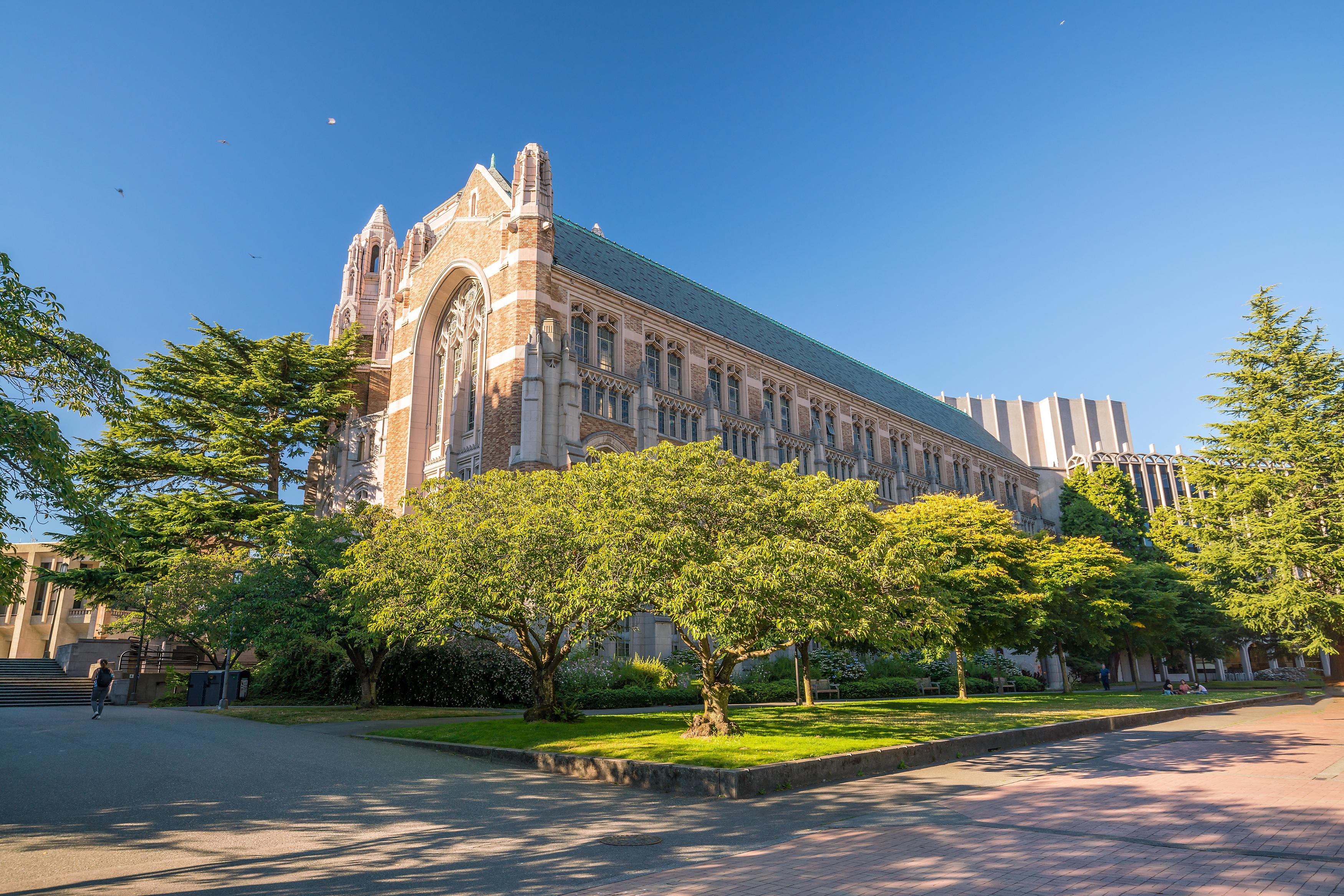 جامعة واشنطن(سياتل)