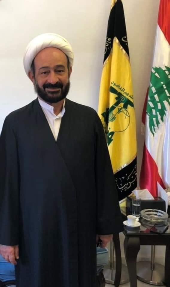 القيادي في حزب الله محمد كوثراني