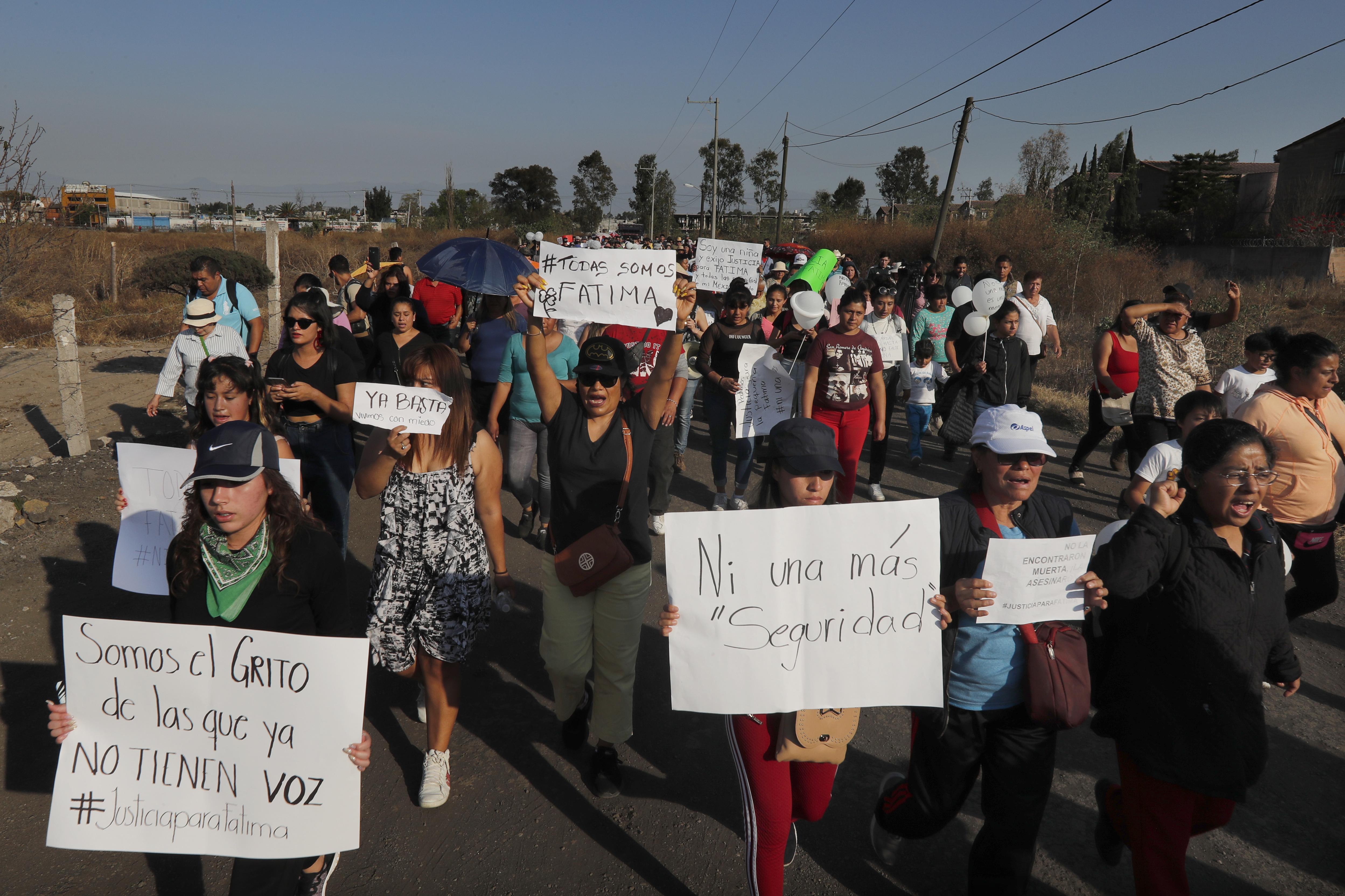 احتجاجات بعد تزايد العنف ضد النساء في المكسيك