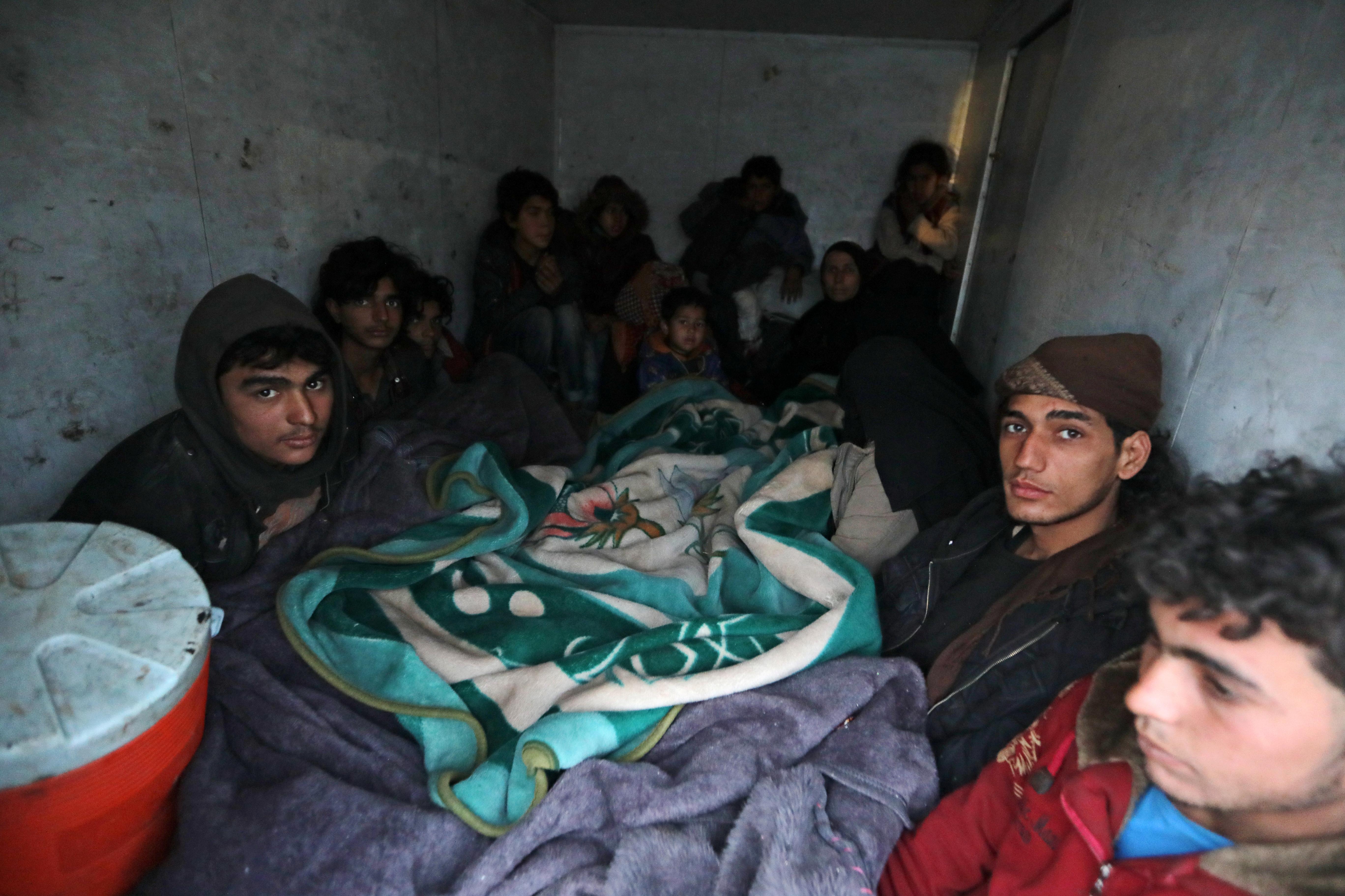 الأمم المتحدة تدعو لوقف إطلاق النار لحماية النازحين