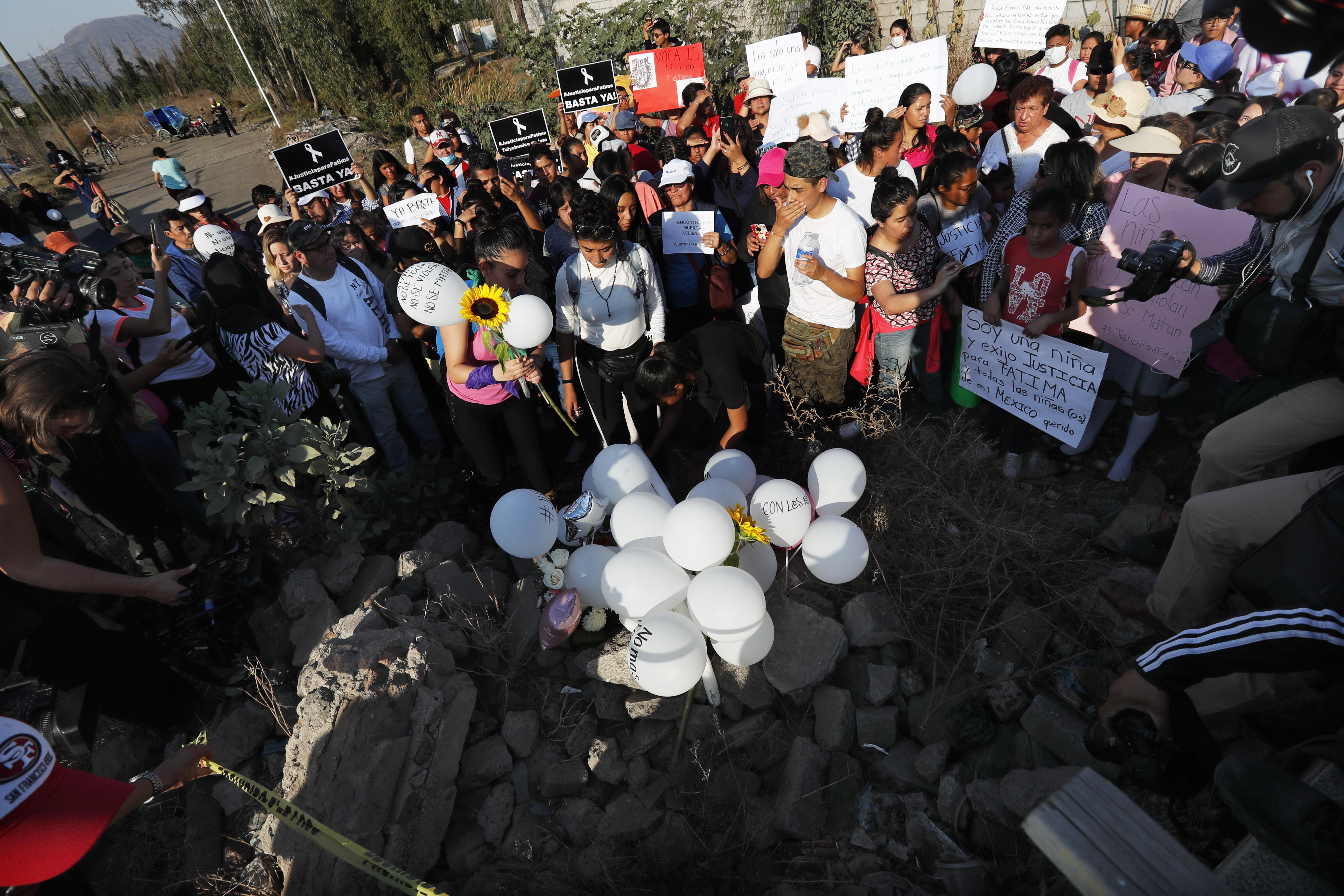 غضب في المكسيك بعد قتل طفلة عمرها 7 سنوات