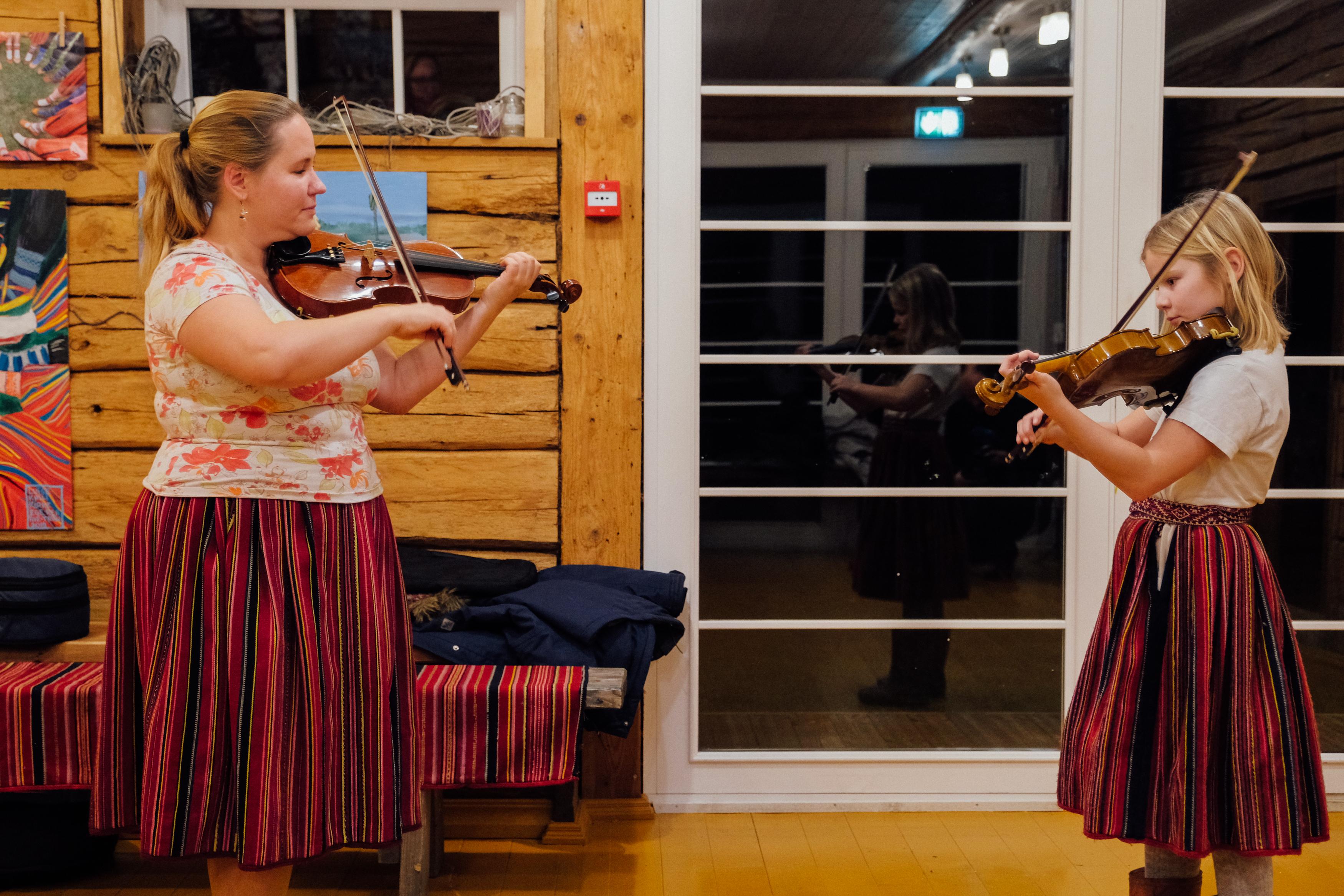 300 شخص يسكن جزيرة كينو الإستونية