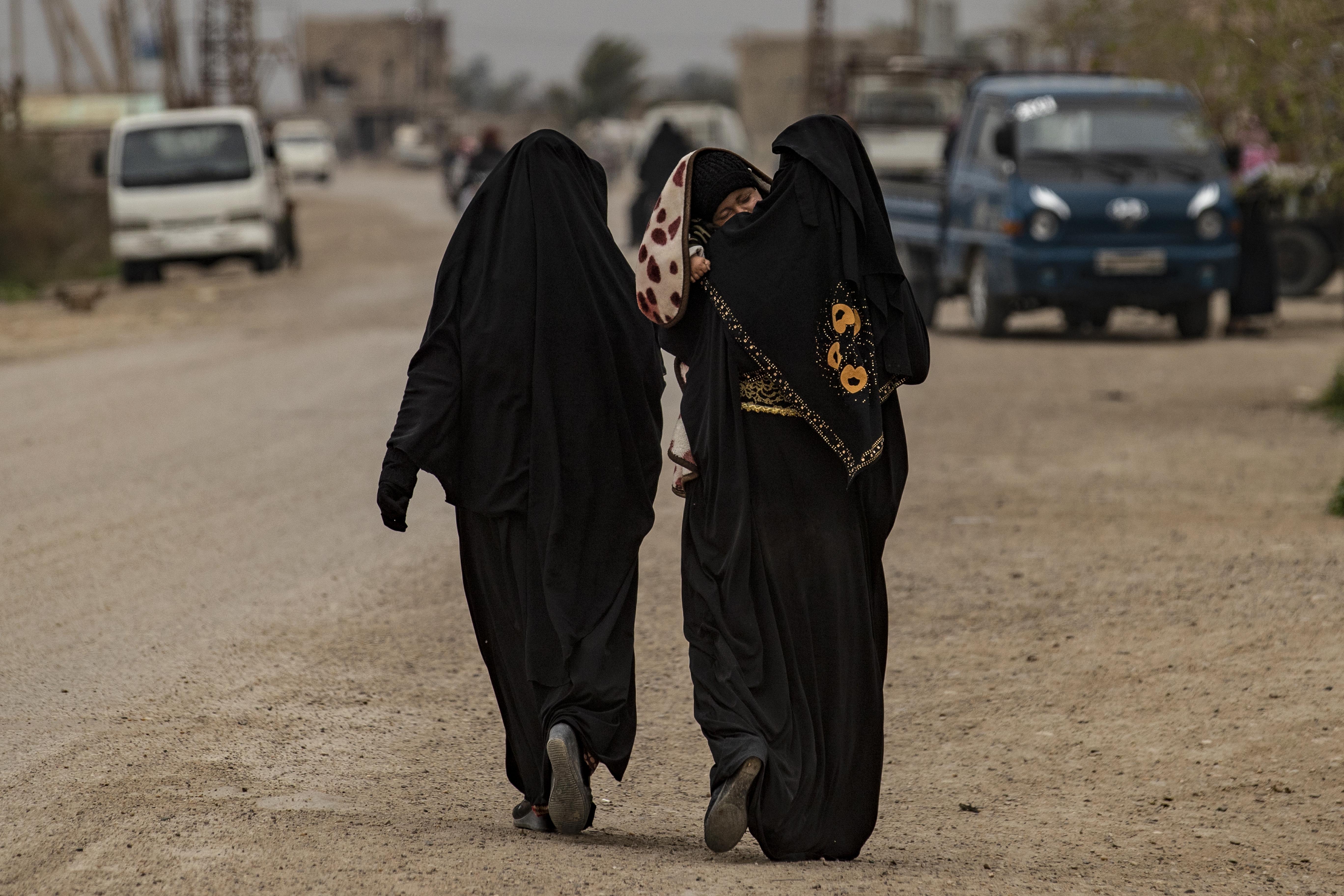 بعد عام على باغوز: لم يُهزم  داعش  ولم يعاود الظهور (بعد)   الحرة