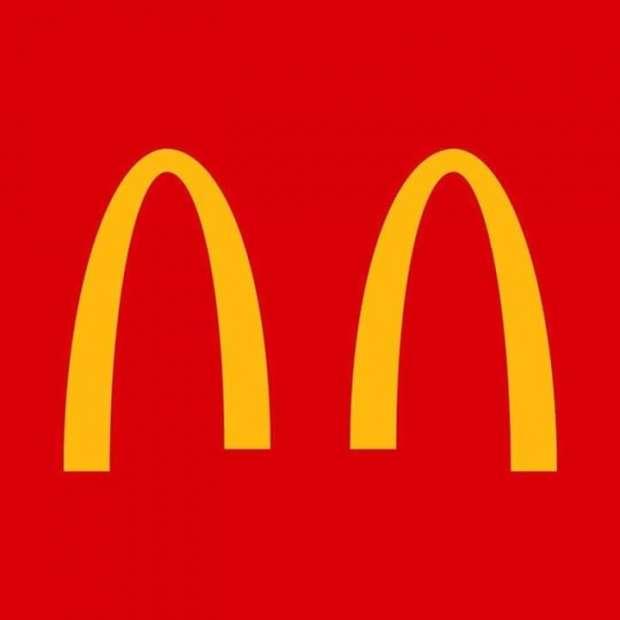 ماكدونالز تغير شعارها