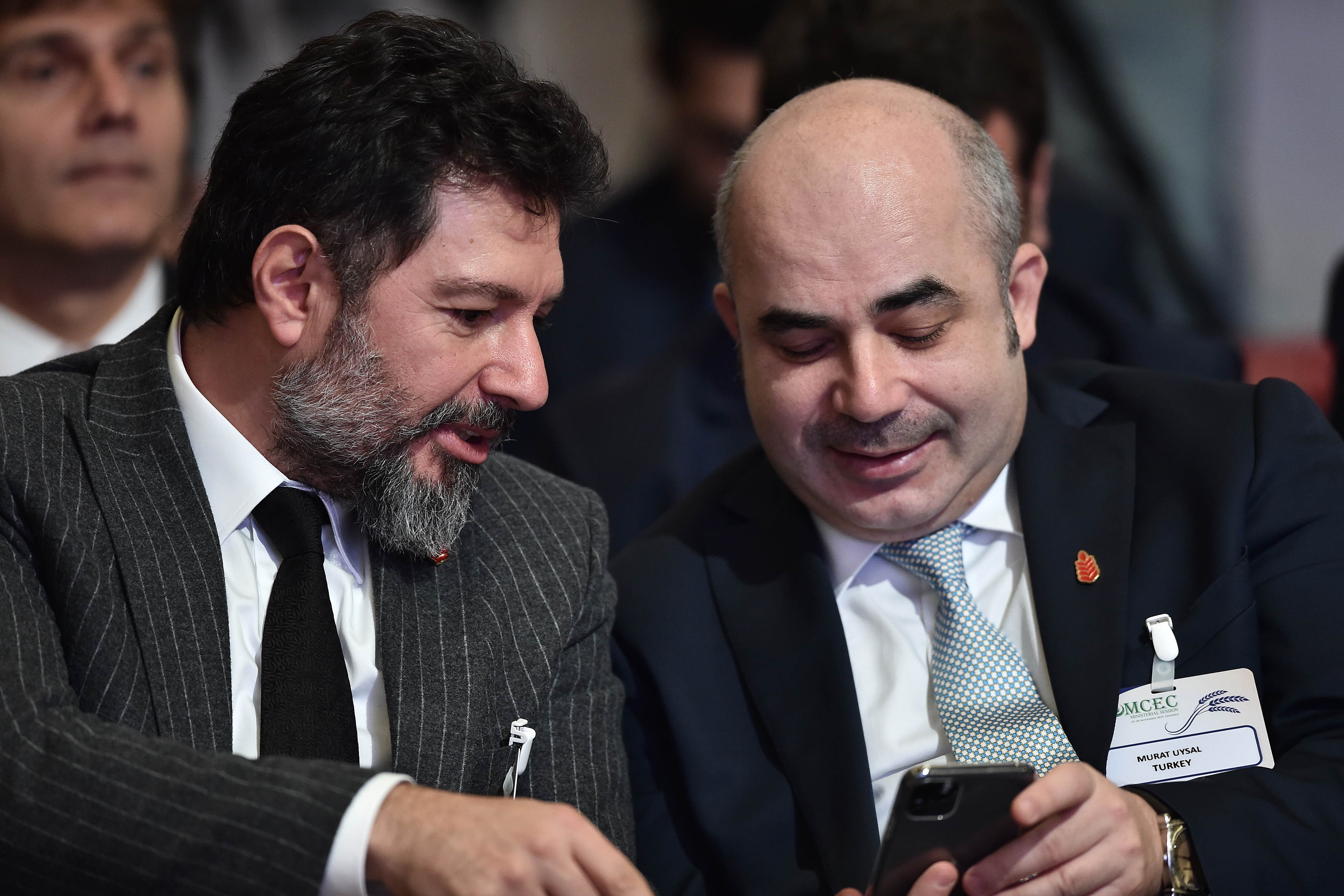 Hakan Atilla, former Deputy General Manager of Halkbank and new CEO of Istanbul Stock Exchange ( Borsa Istanbul), talks with…