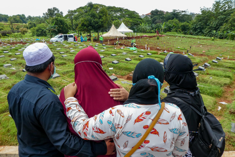سجلت في إندونيسيا 209 وفيات وحوالي 1500 إصابة، لكن عدد الإصابات الفعلي أعلى بكثير على الأرجح