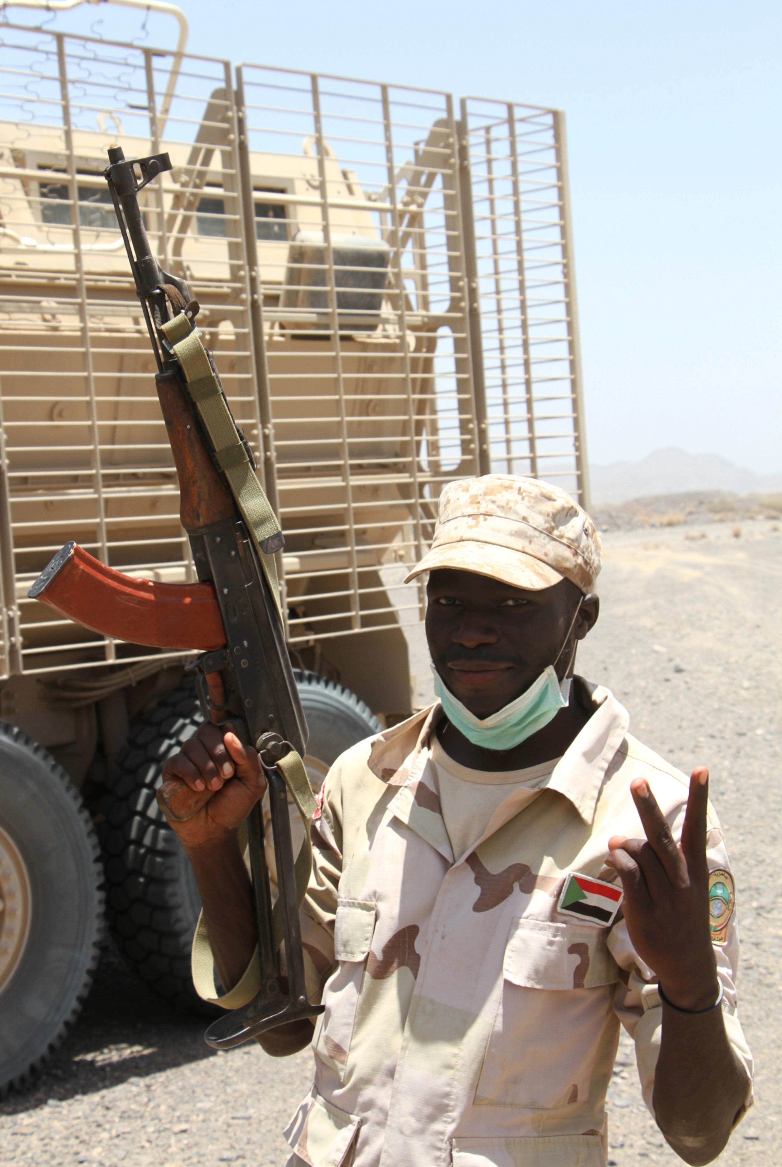 السودان يضع 800 جندي عائد من عاصفة الحزم تحت الحجر الصحي   الحرة